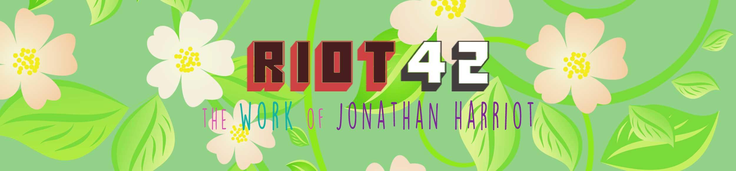 Jonathan Harriot